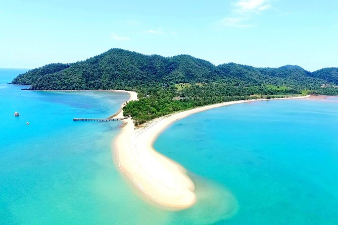 Dunk Island Round-Trip Water Taxi Transfer from Mission Beach - Accommodation Tasmania