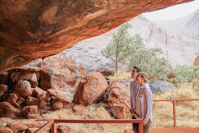 Uluru Base and Sunset Half-Day Trip with Optional Outback BBQ Dinner - Accommodation Tasmania