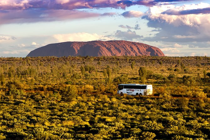 Coach Transfer from Kings Canyon Resort to Ayers Rock Resort - Accommodation Tasmania