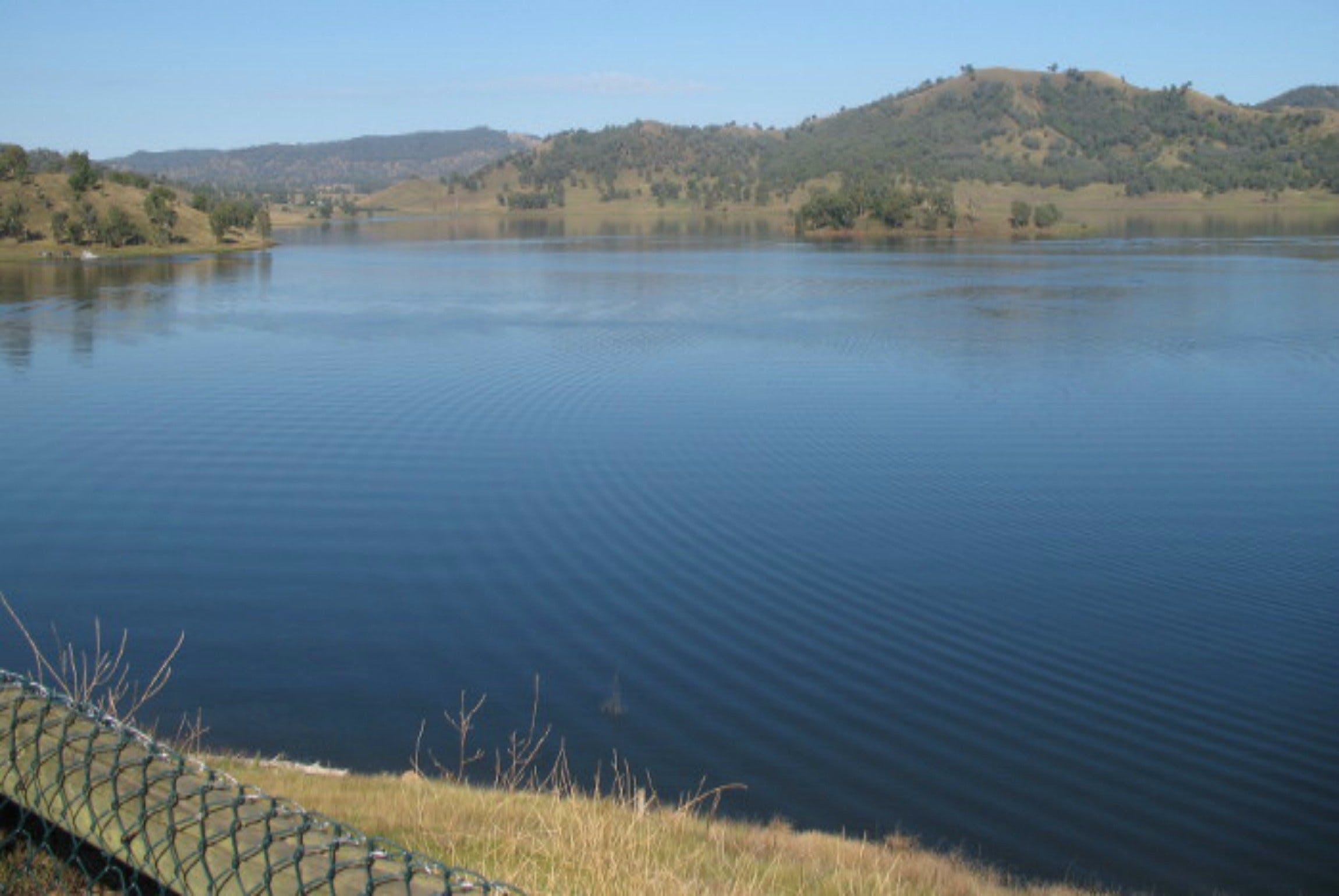 Chaffey Dam - Accommodation Tasmania
