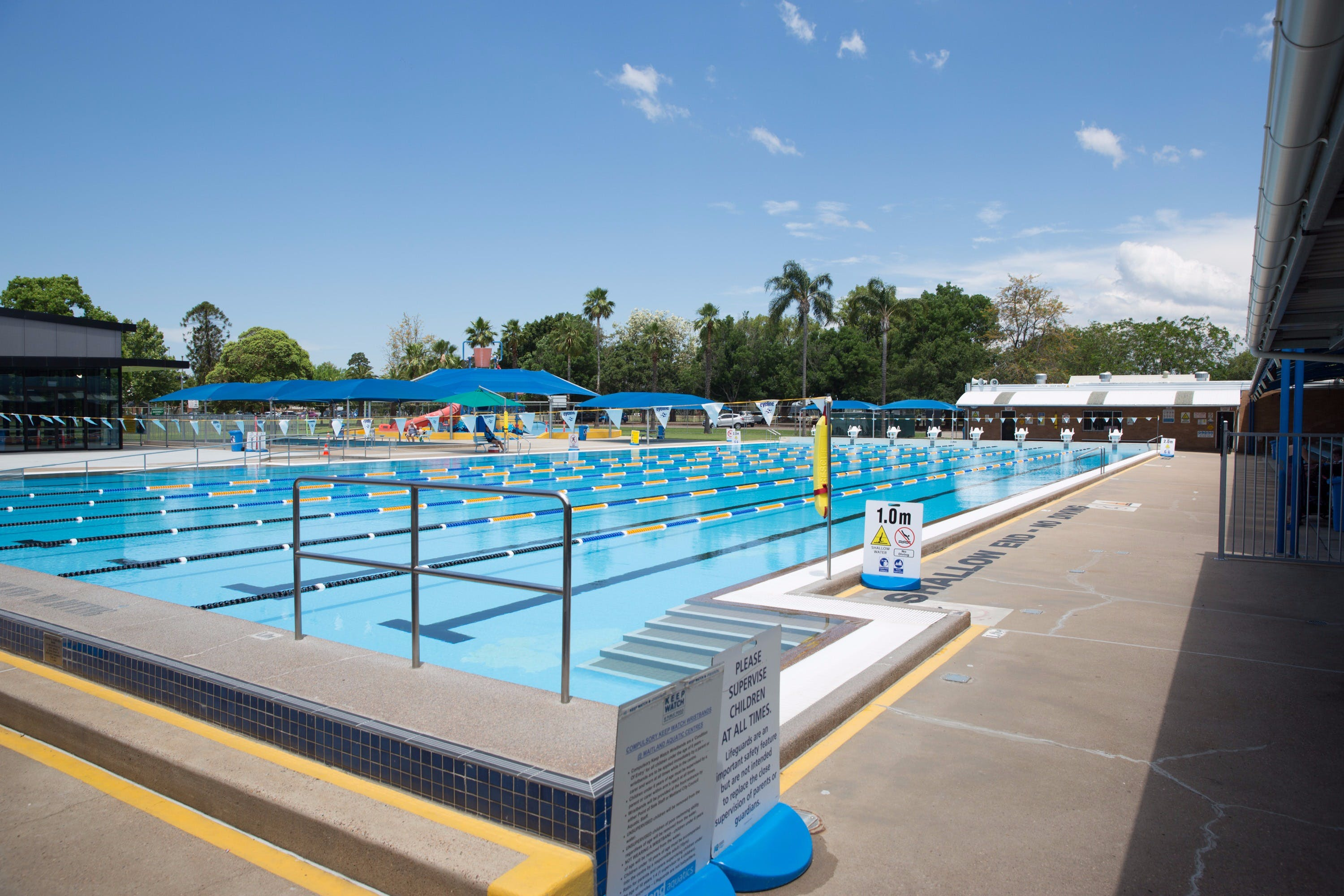 East Maitland Aquatic Centre - Accommodation Tasmania