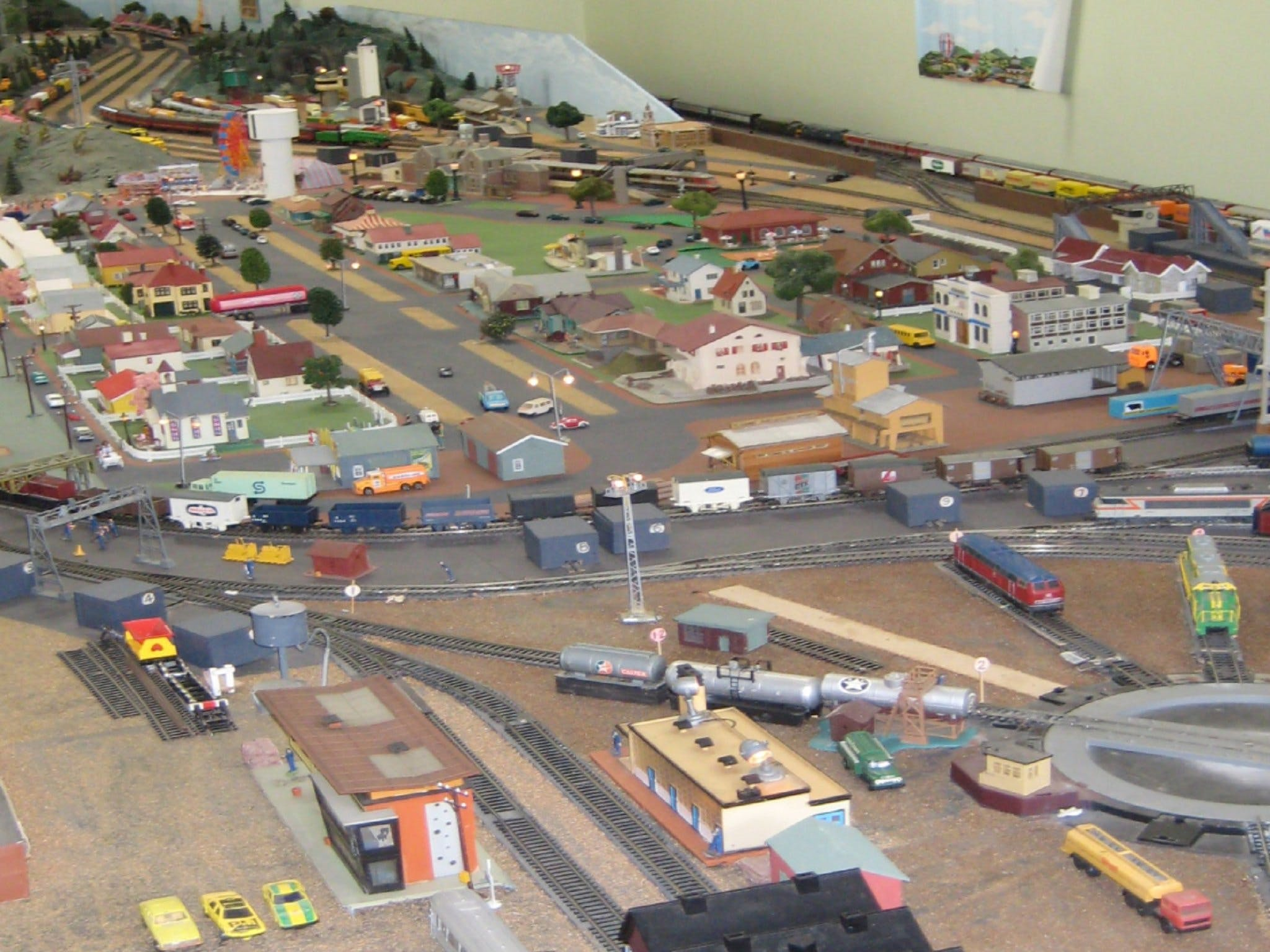 Heywood Model Trains - Accommodation Tasmania