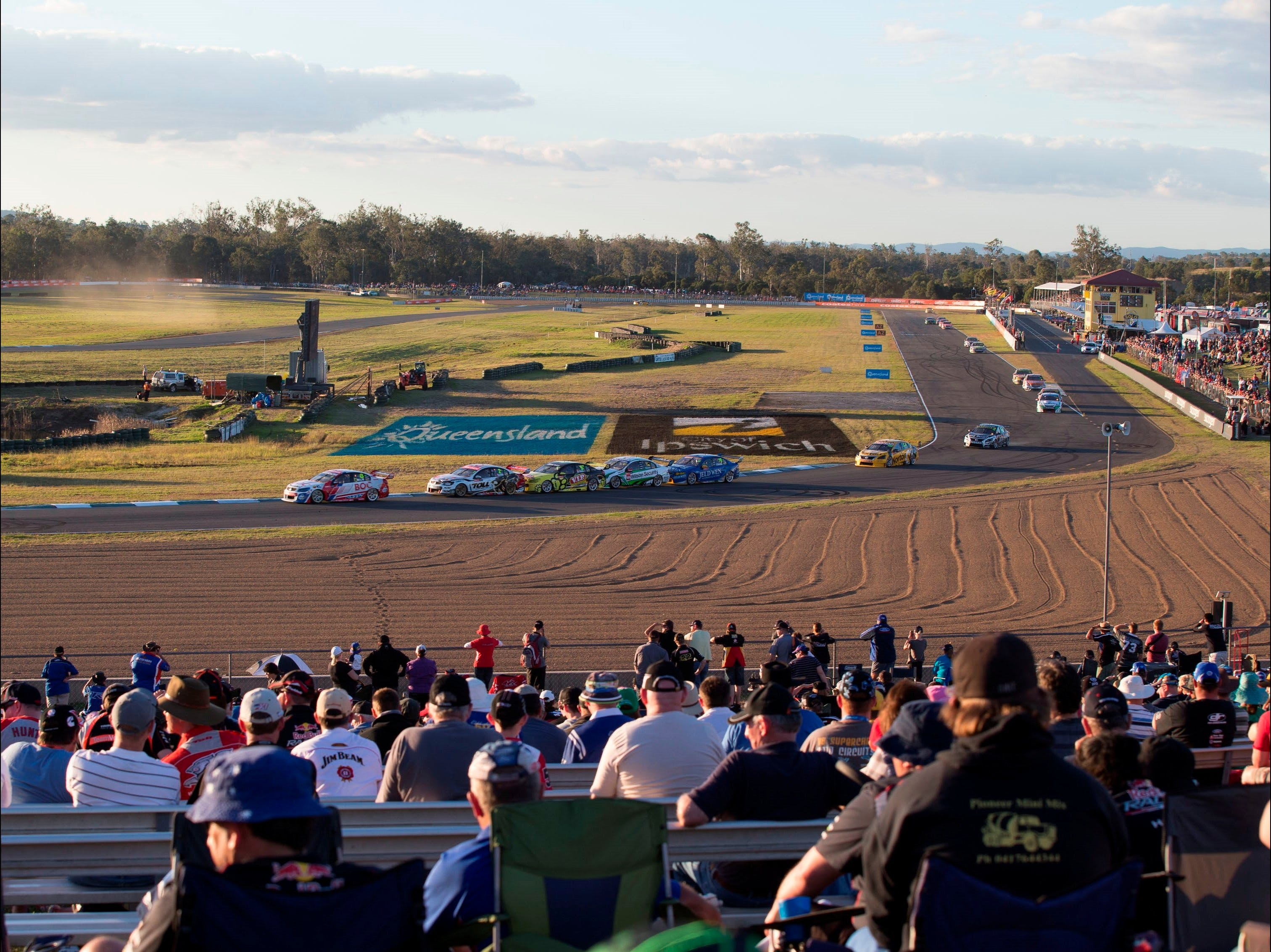 Ipswich Motorsport Precinct - Accommodation Tasmania