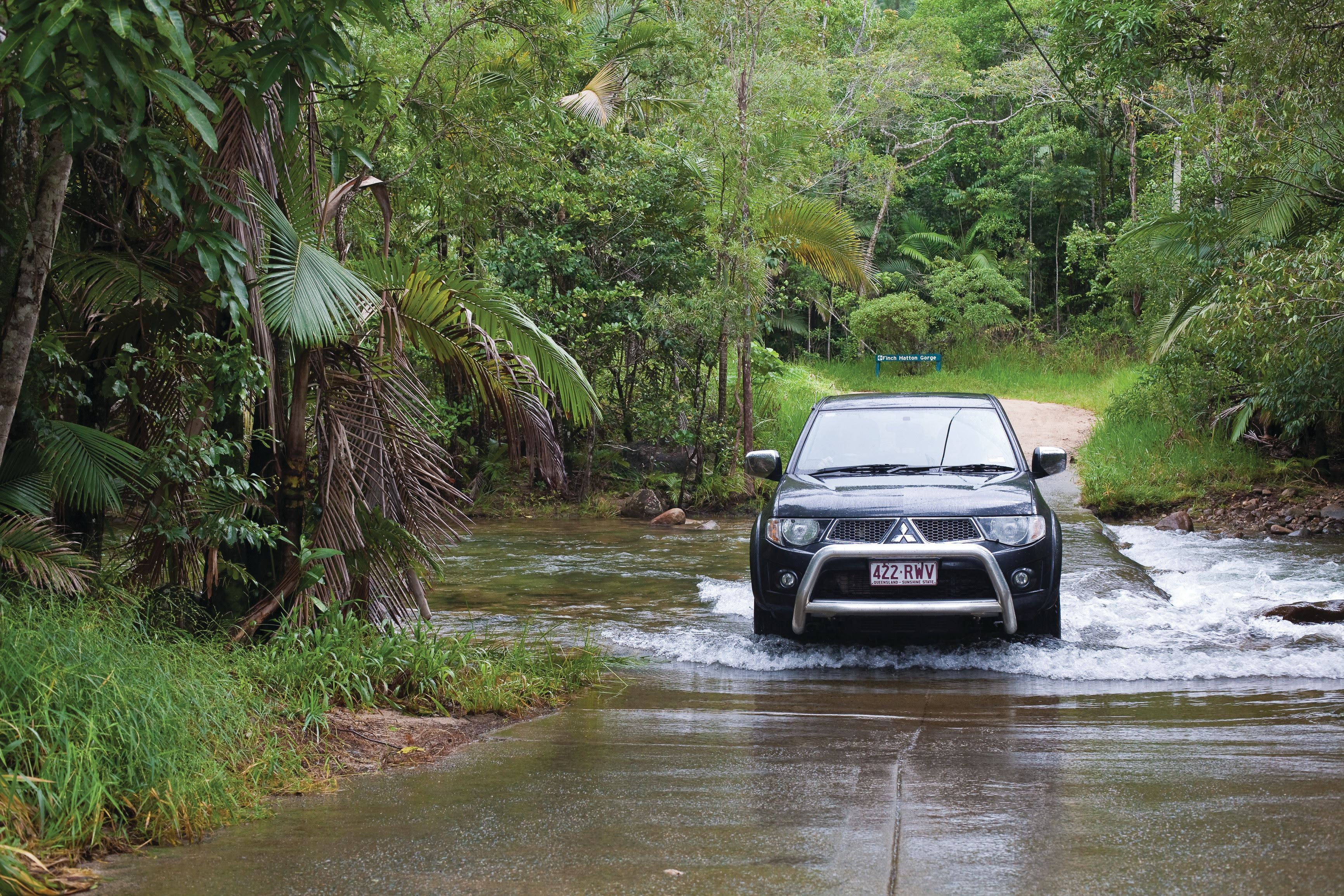 The Pioneer Valley and Eungella National Park - Accommodation Tasmania