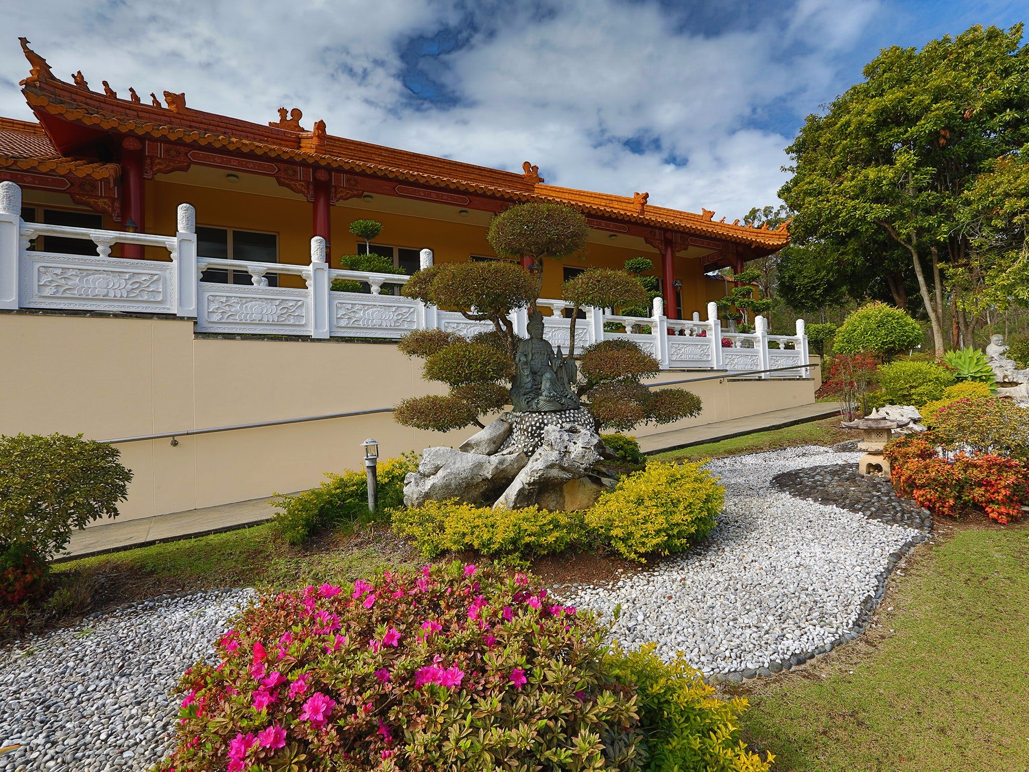 Chung Tian Temple - Accommodation Tasmania