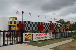 Game Over Indoor Go Karting Adventure Climbing Walls and Lazer Tag Centre - Accommodation Tasmania