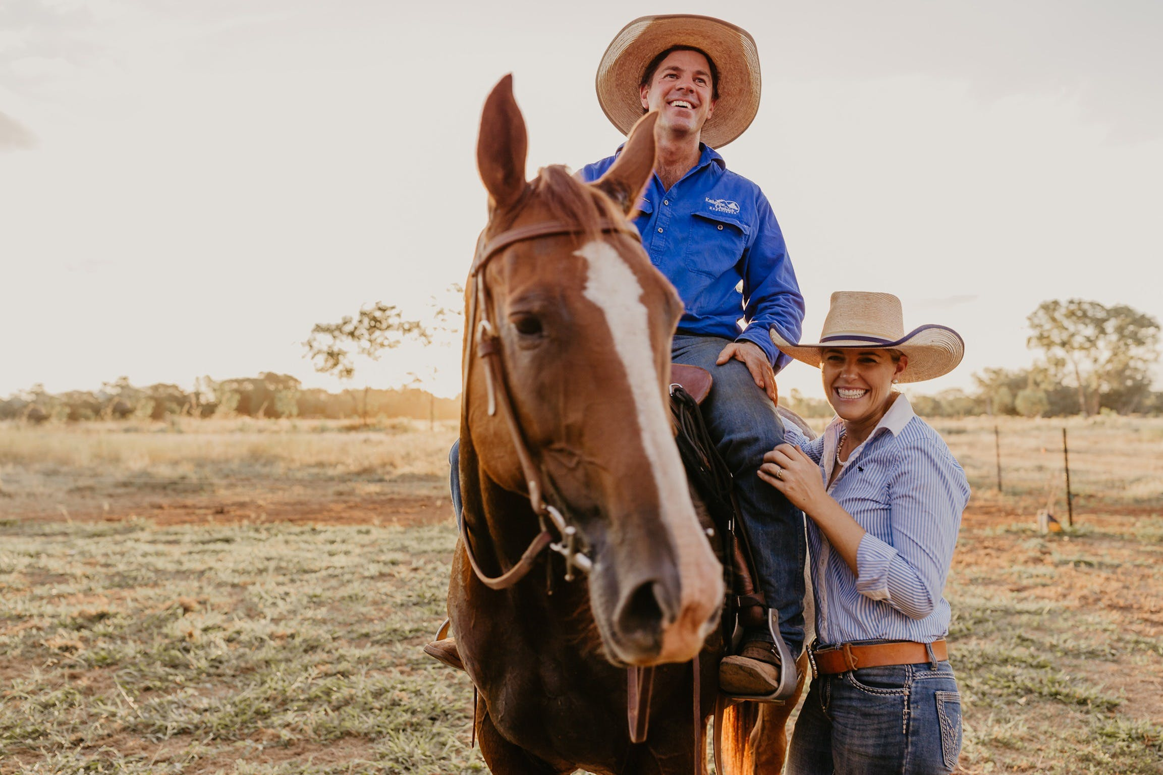 Katherine Outback Experience - Horse Riding Experience - Accommodation Tasmania