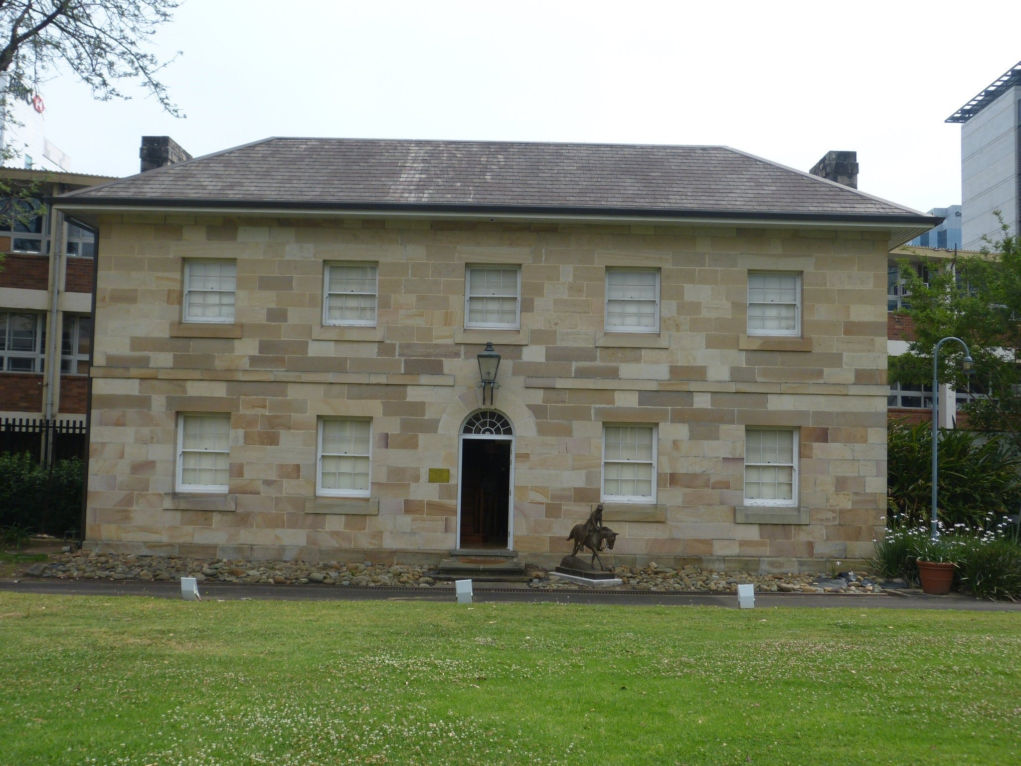 New South Wales Lancers Memorial Museum - Accommodation Tasmania