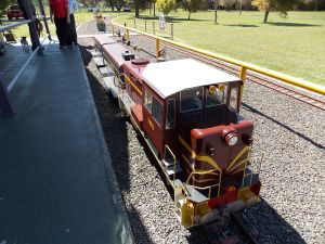 Penwood Miniature Railway - Accommodation Tasmania