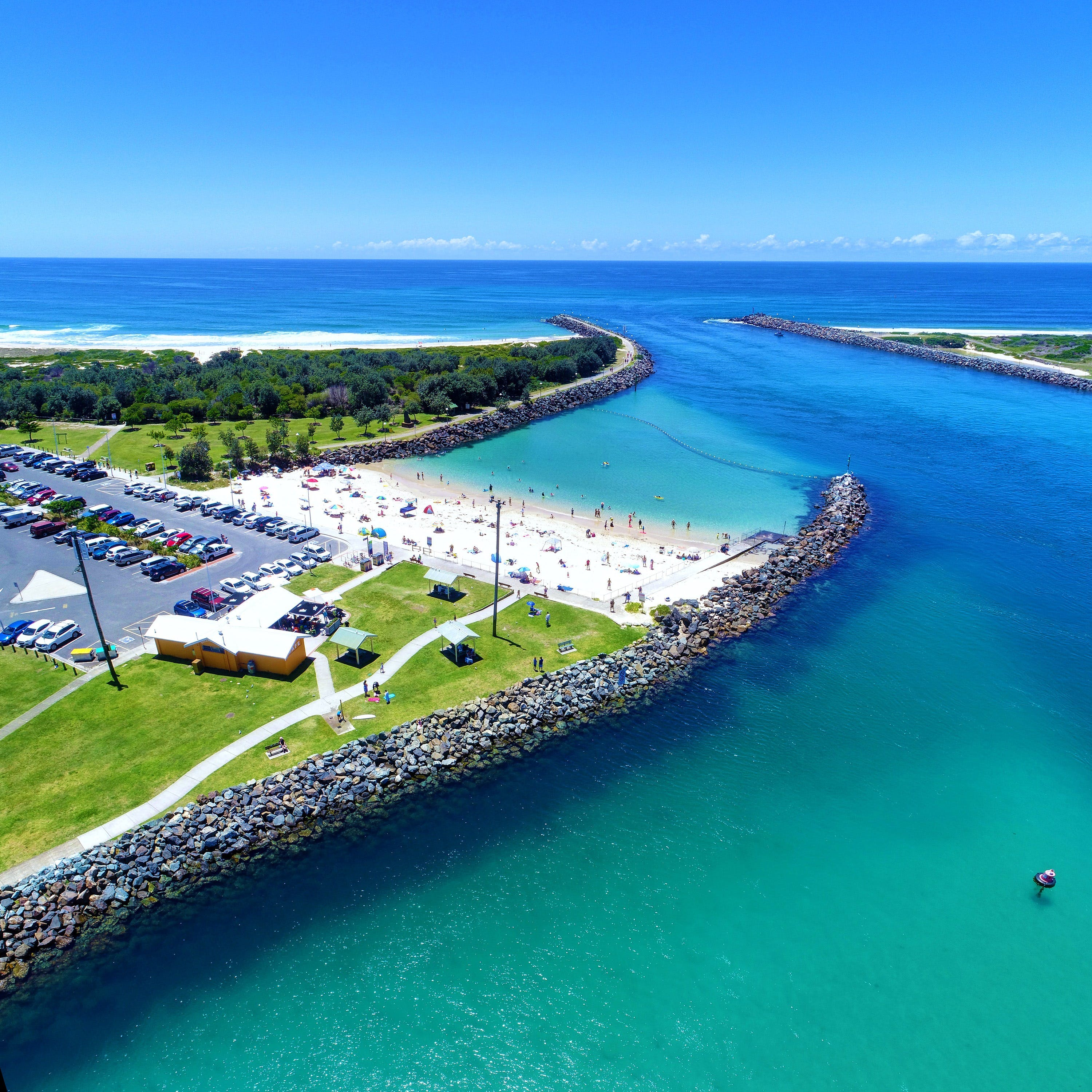Tuncurry Rock Pool - Accommodation Tasmania