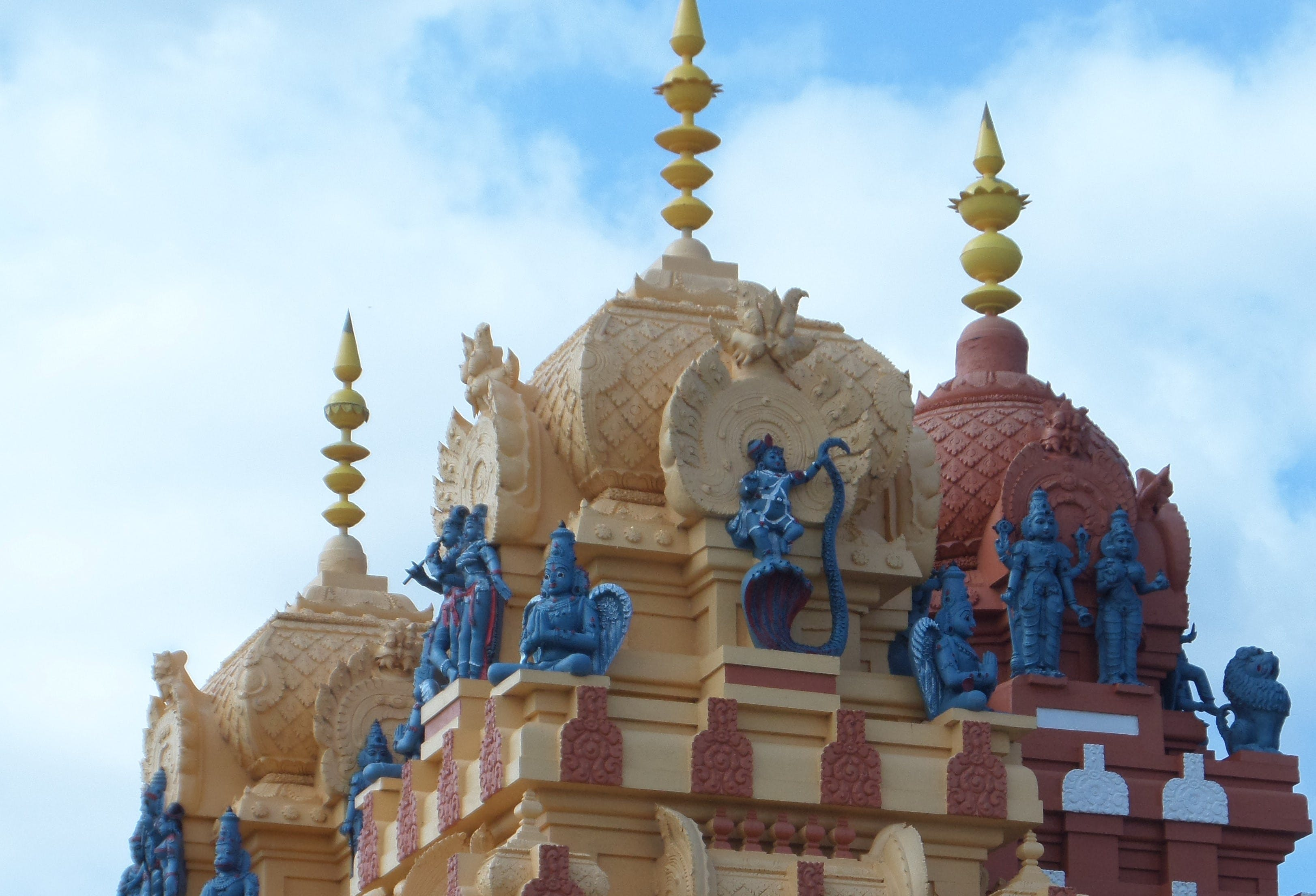 Vishnu Siva Mandir Temple and Library - Accommodation Tasmania