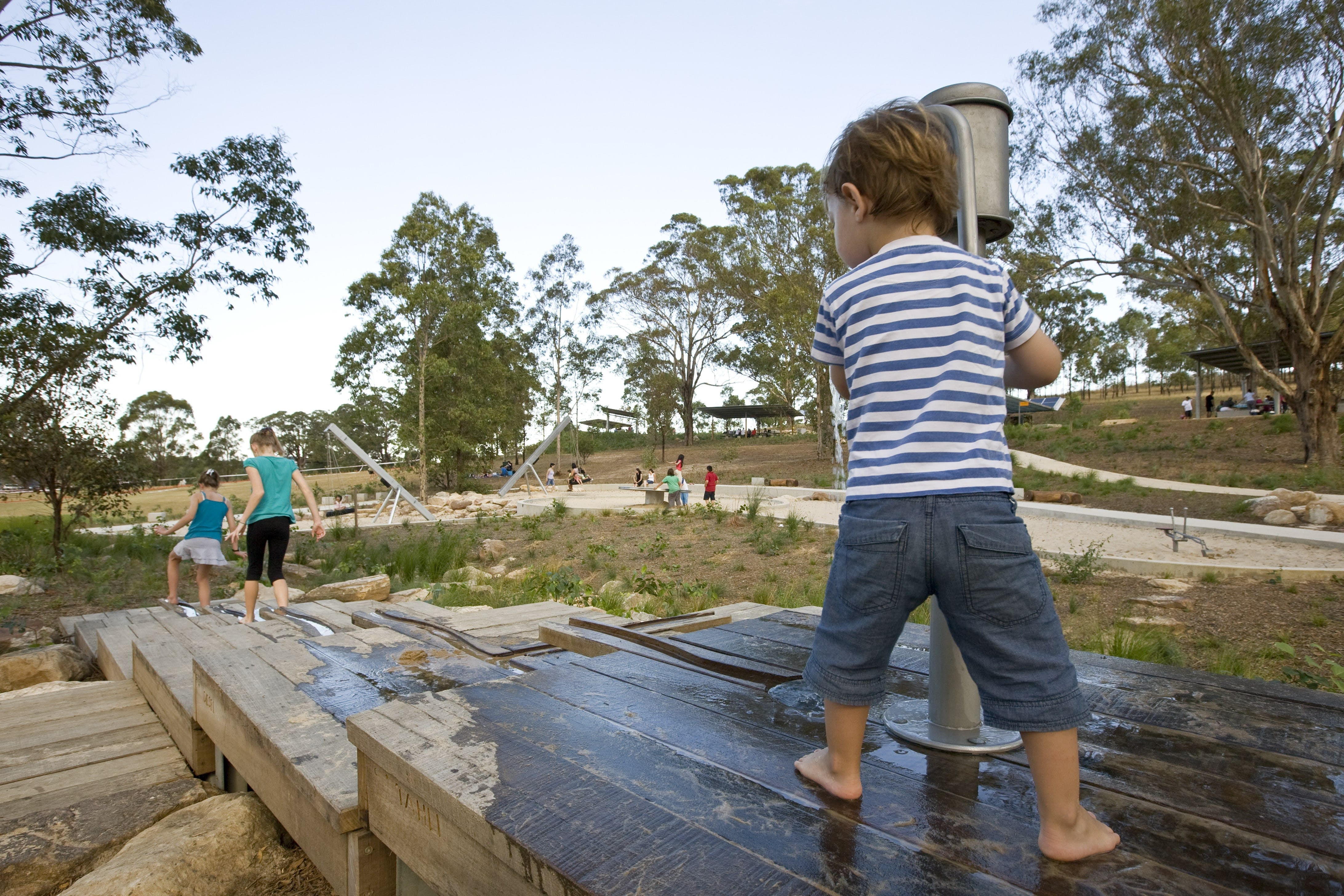 Western Sydney Parklands - Accommodation Tasmania