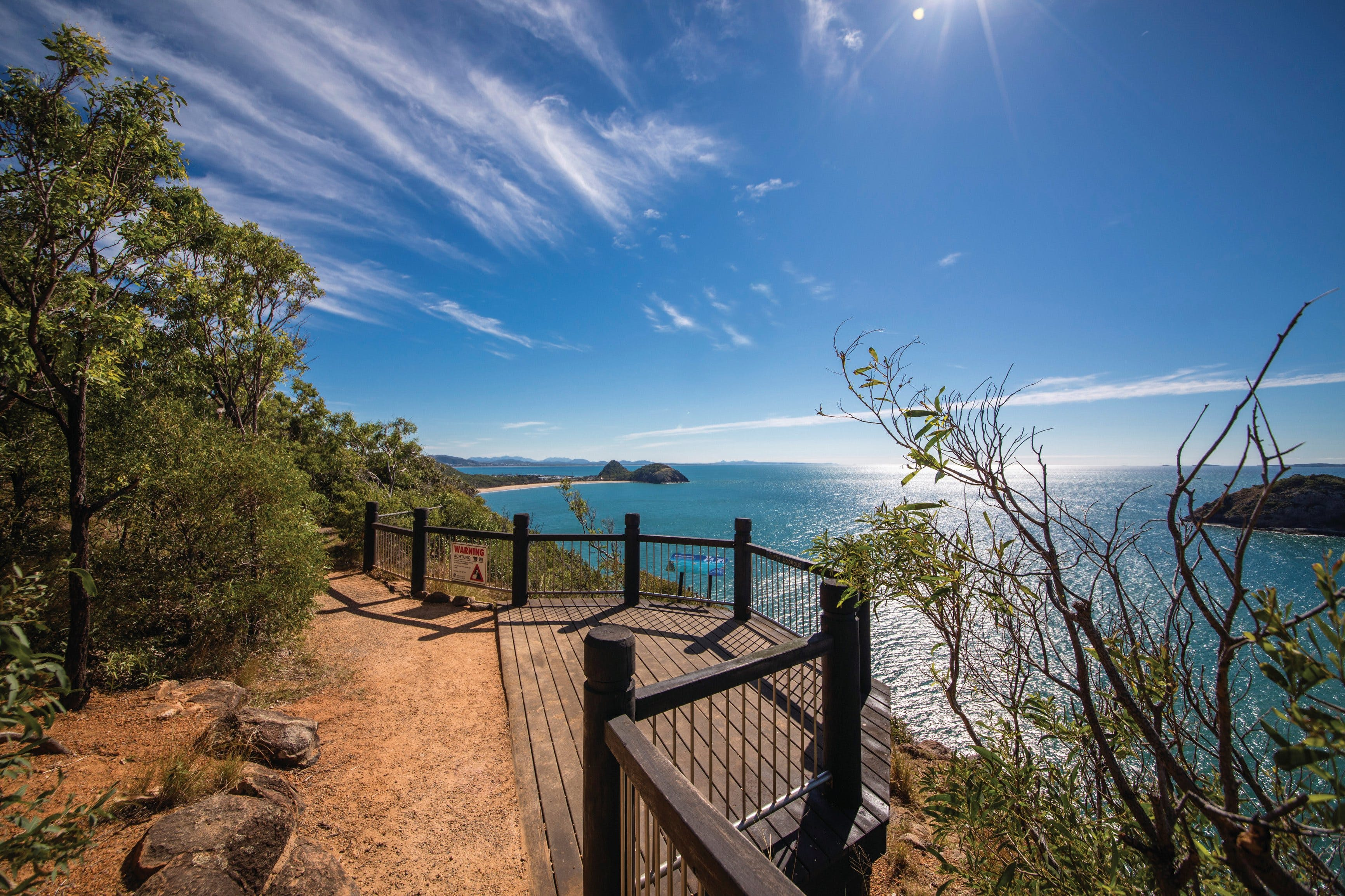 Bluff Point circuit Capricorn Coast National Park - Accommodation Tasmania