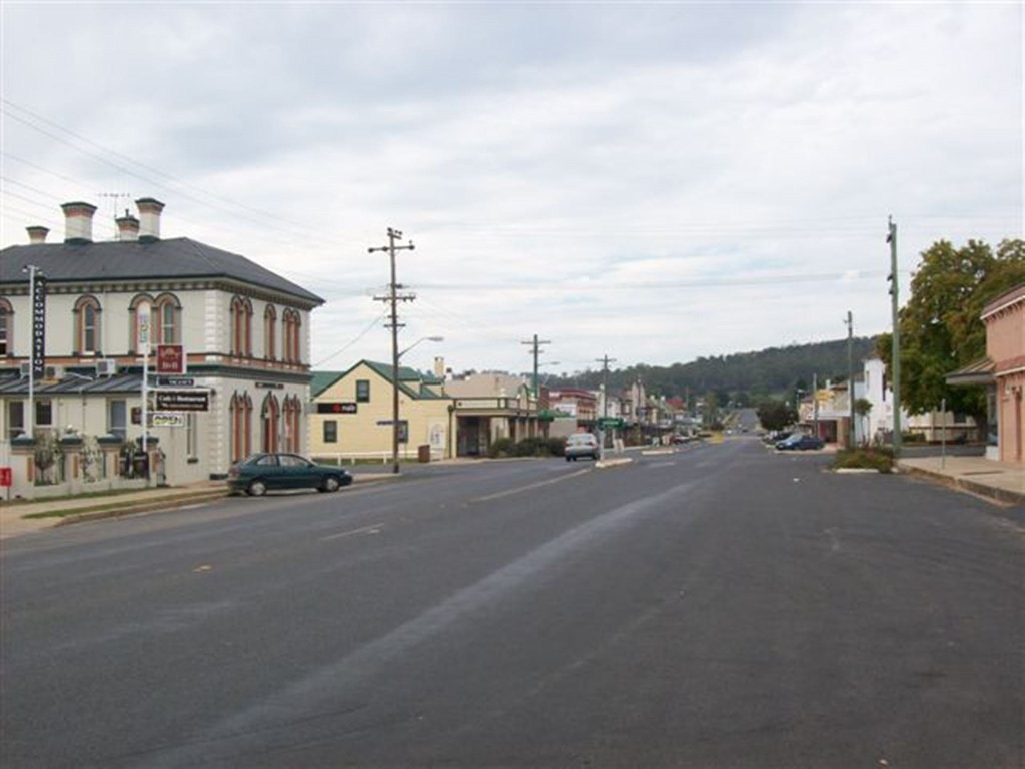 Bombala - Accommodation Tasmania