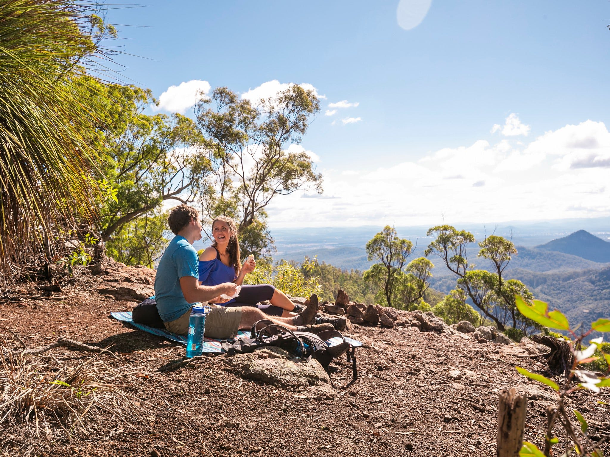 Goolman Lookout via Rocky Knoll Lookout Trail - Accommodation Tasmania