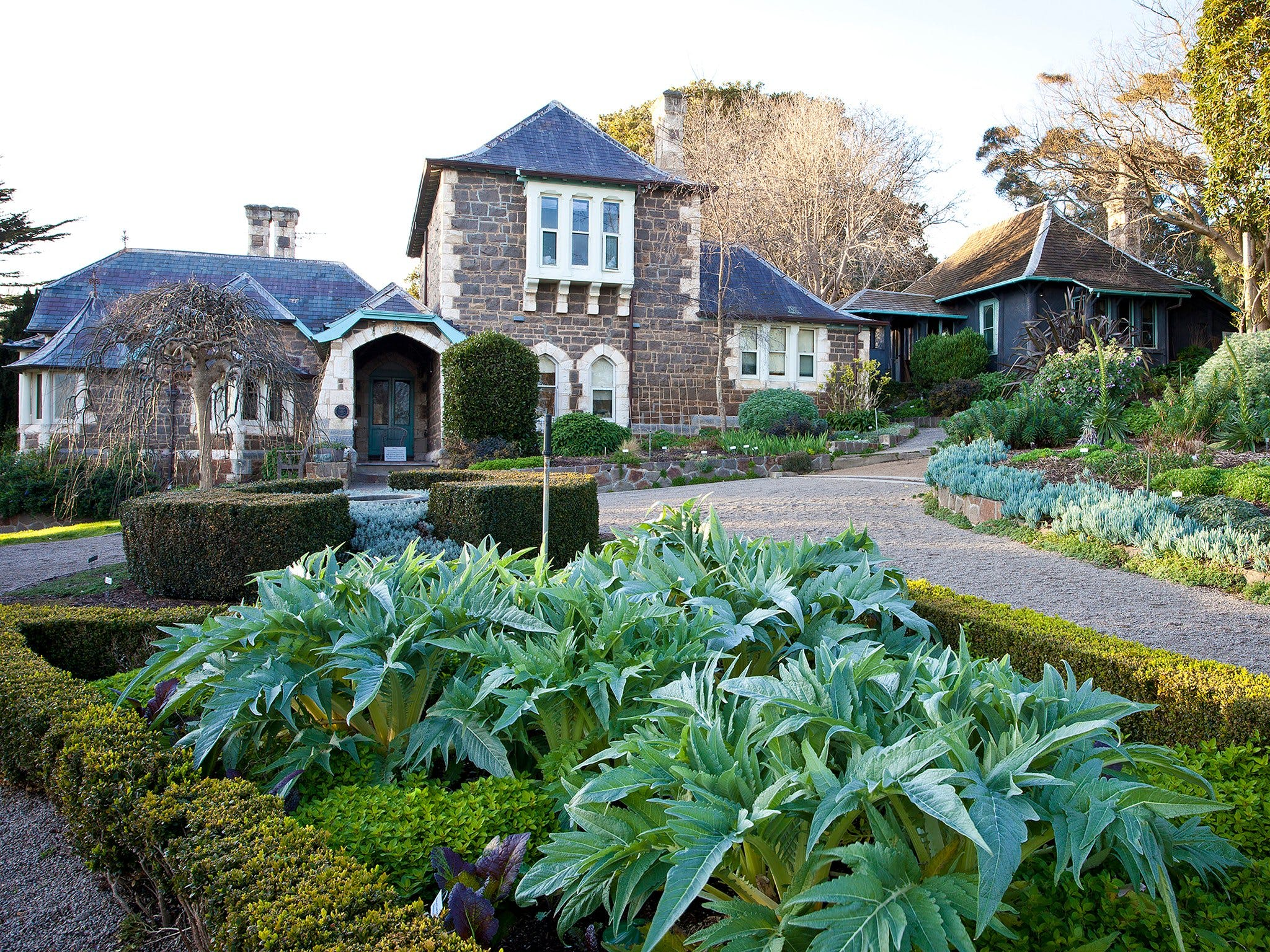 Heronswood House and Garden - Accommodation Tasmania