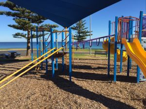 Port Hughes Playground - Accommodation Tasmania