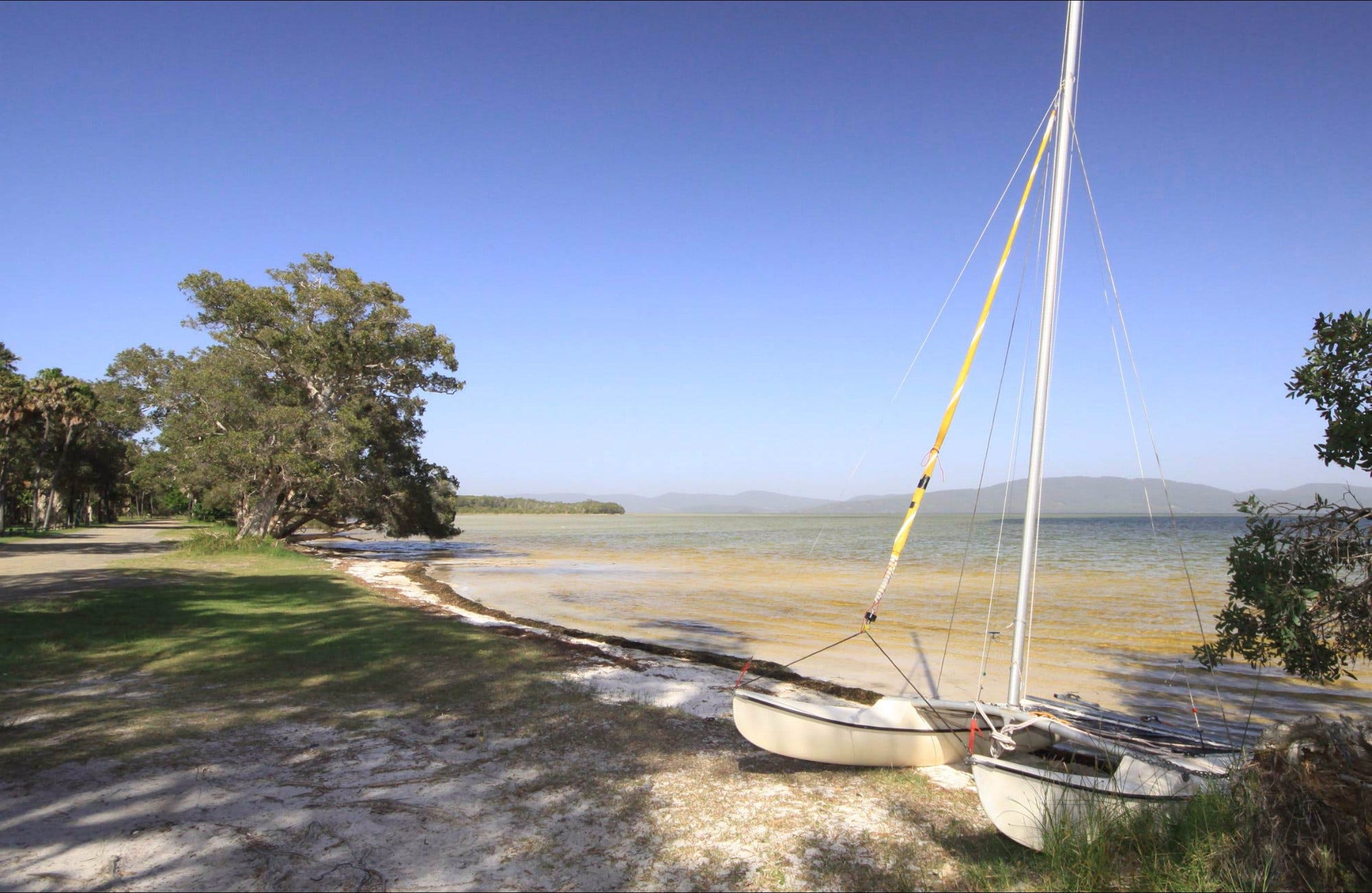 Sailing Club picnic area - Accommodation Tasmania