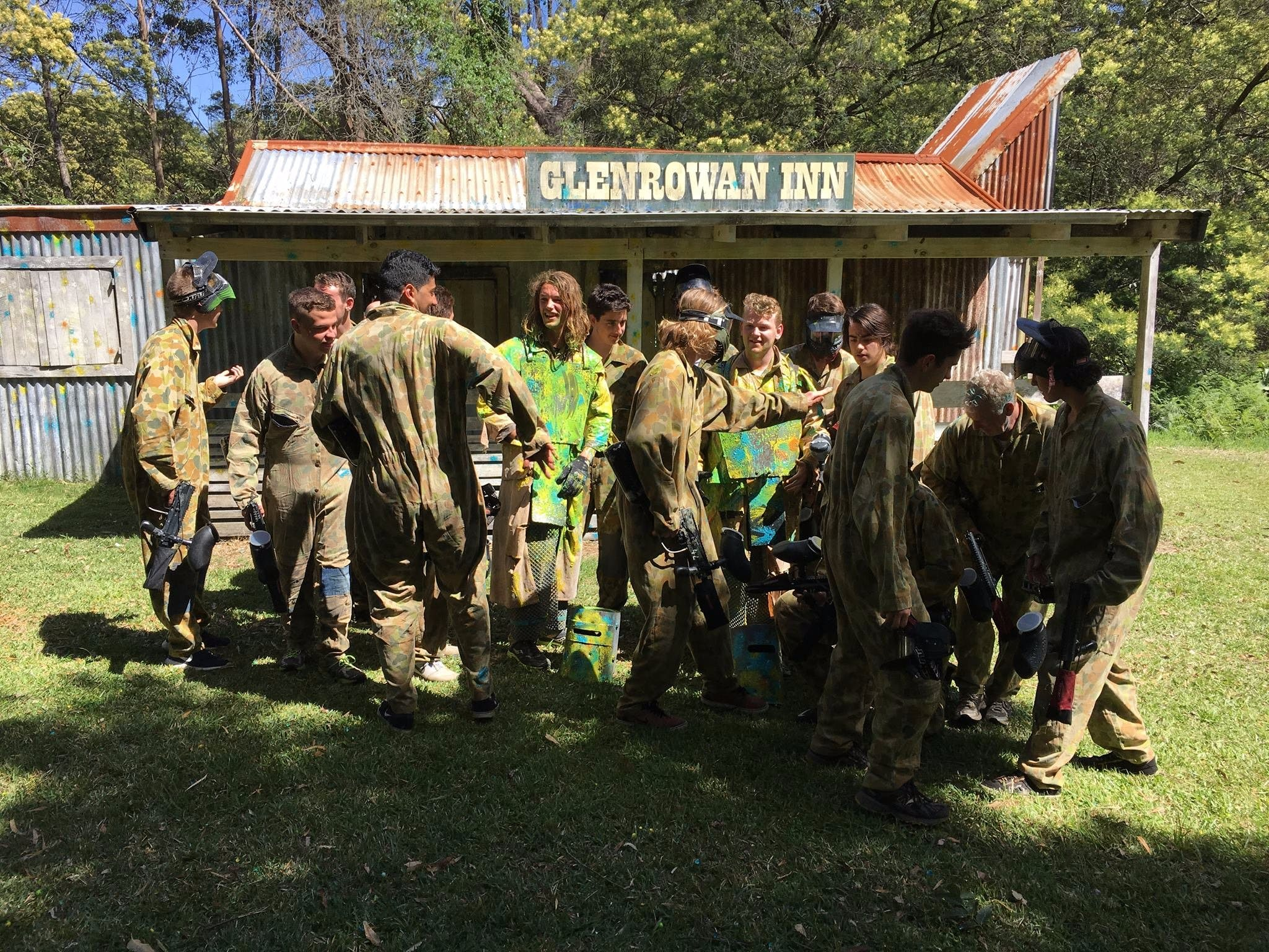 Skirmish Ulladulla - Accommodation Tasmania