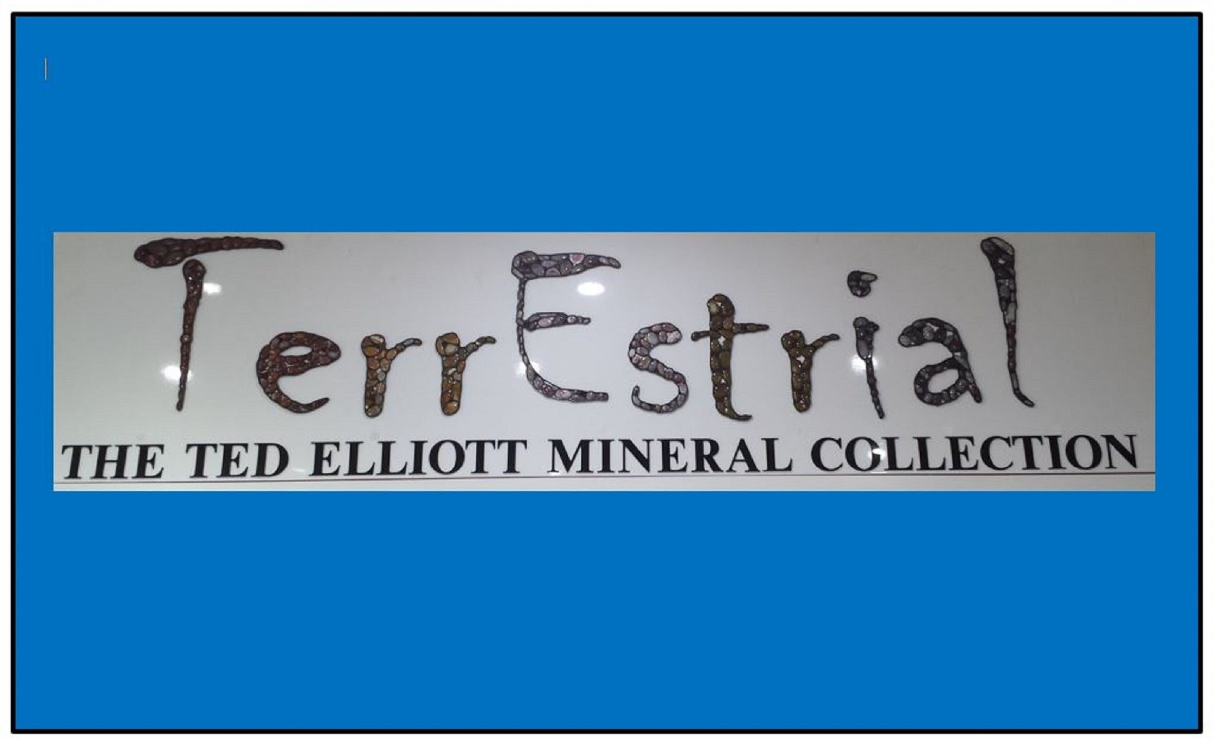 The Ted Elliott Mineral Collection - Accommodation Tasmania
