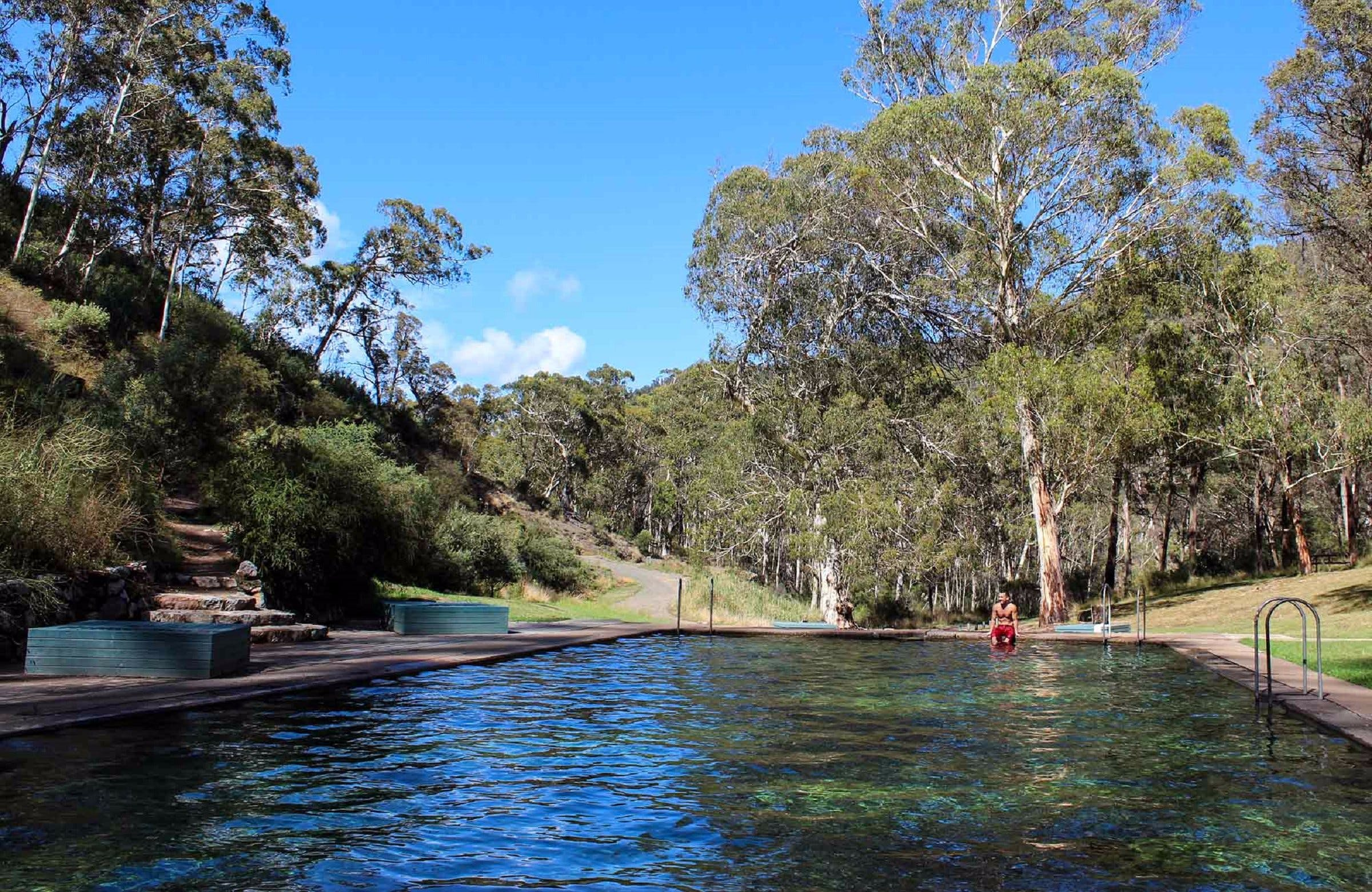 Yarrangobilly Caves Thermal Pool Walk - Accommodation Tasmania