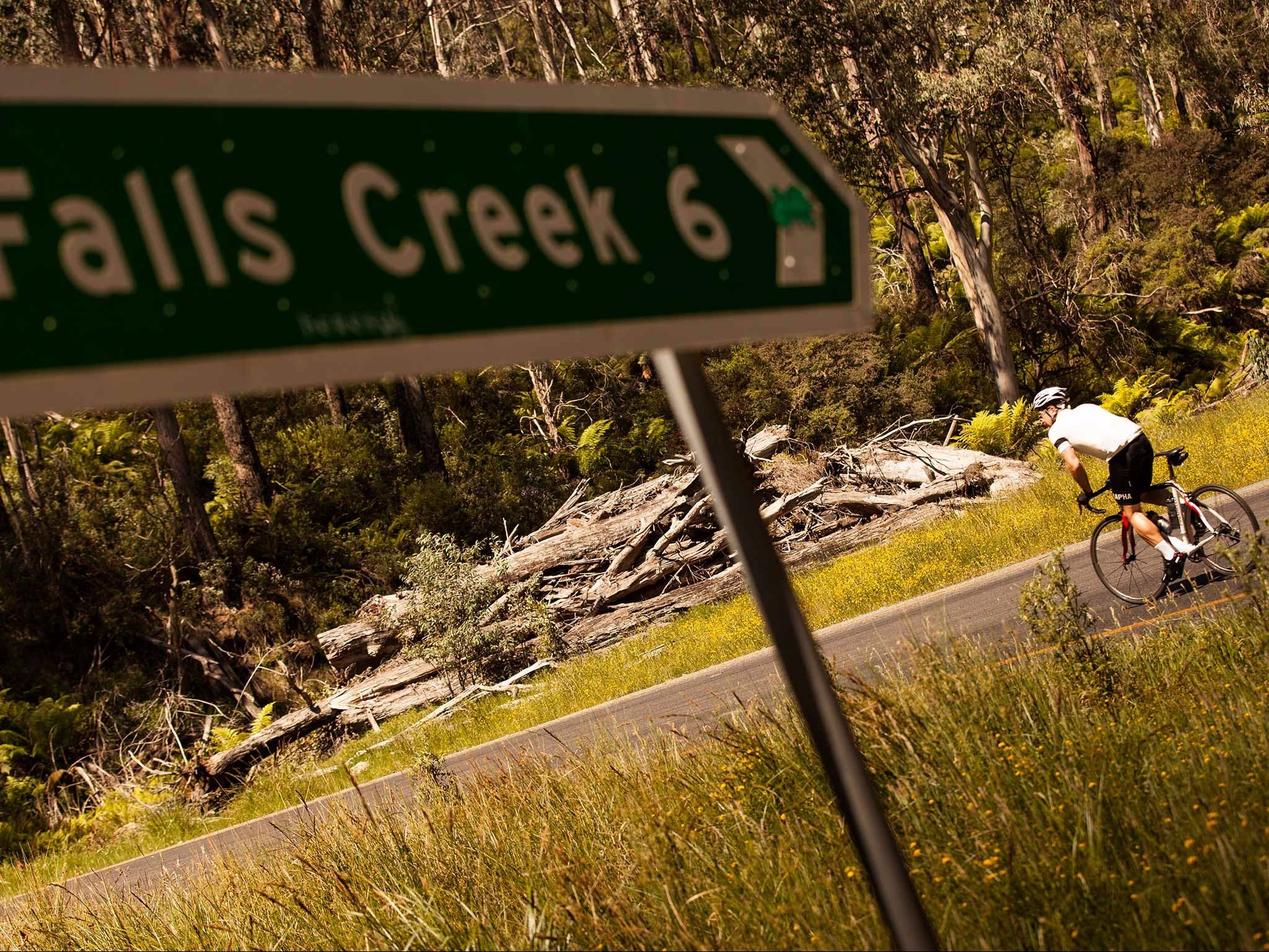 7 Peaks Ride - Falls Creek - Accommodation Tasmania