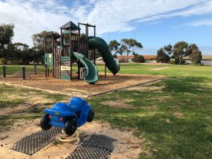 New Town Playground - Accommodation Tasmania