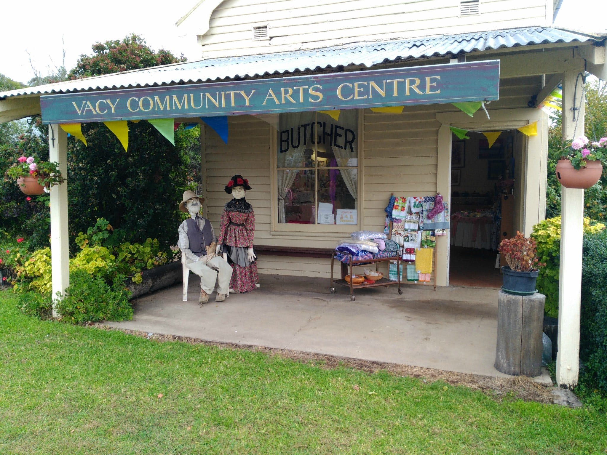 Vacy Community Arts Centre - Accommodation Tasmania