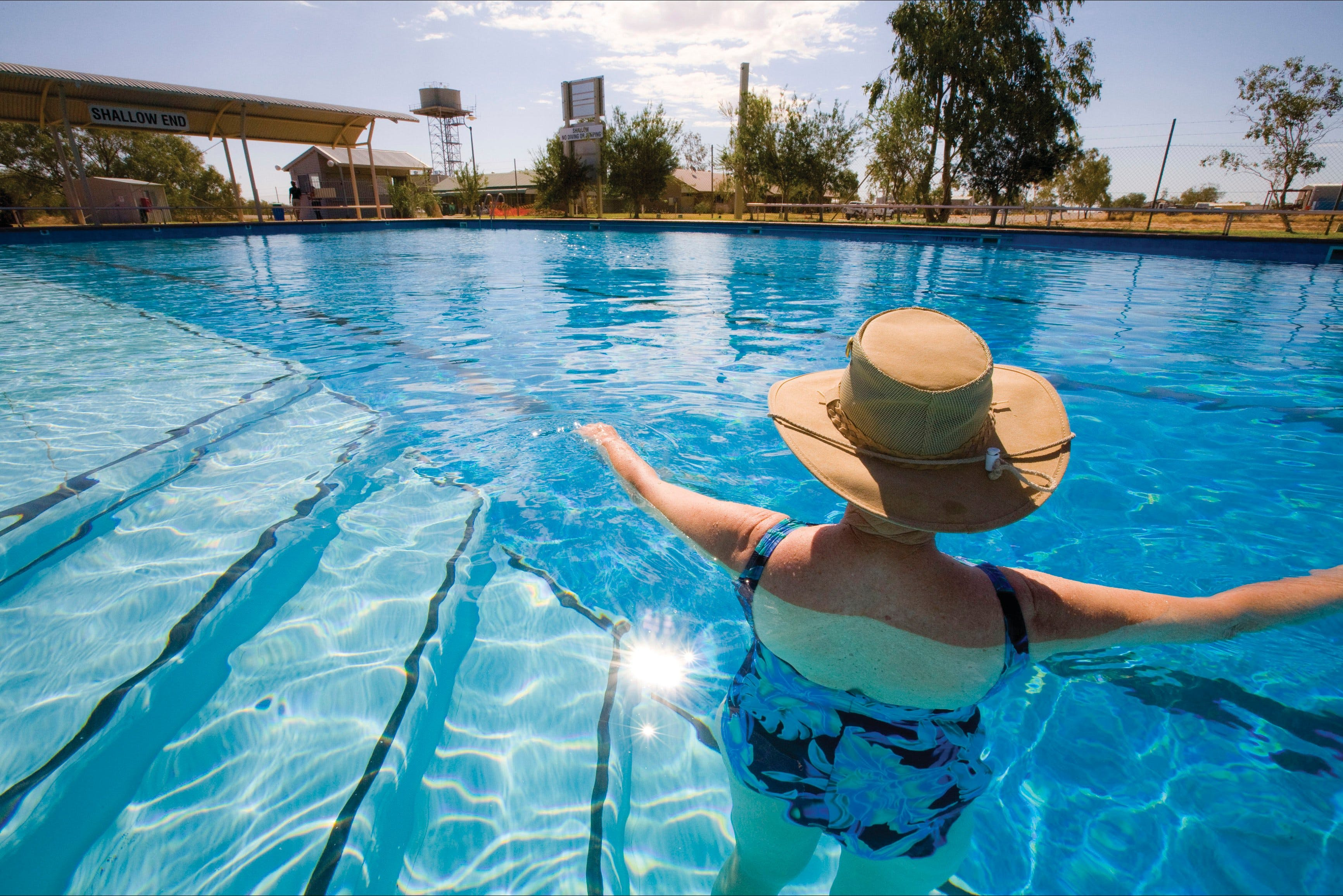 Boulia Sports and Aquatic Centre - Accommodation Tasmania