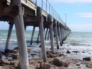 Port Hughes Jetty - Accommodation Tasmania
