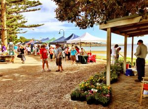 Stansbury Seaside Markets - Accommodation Tasmania
