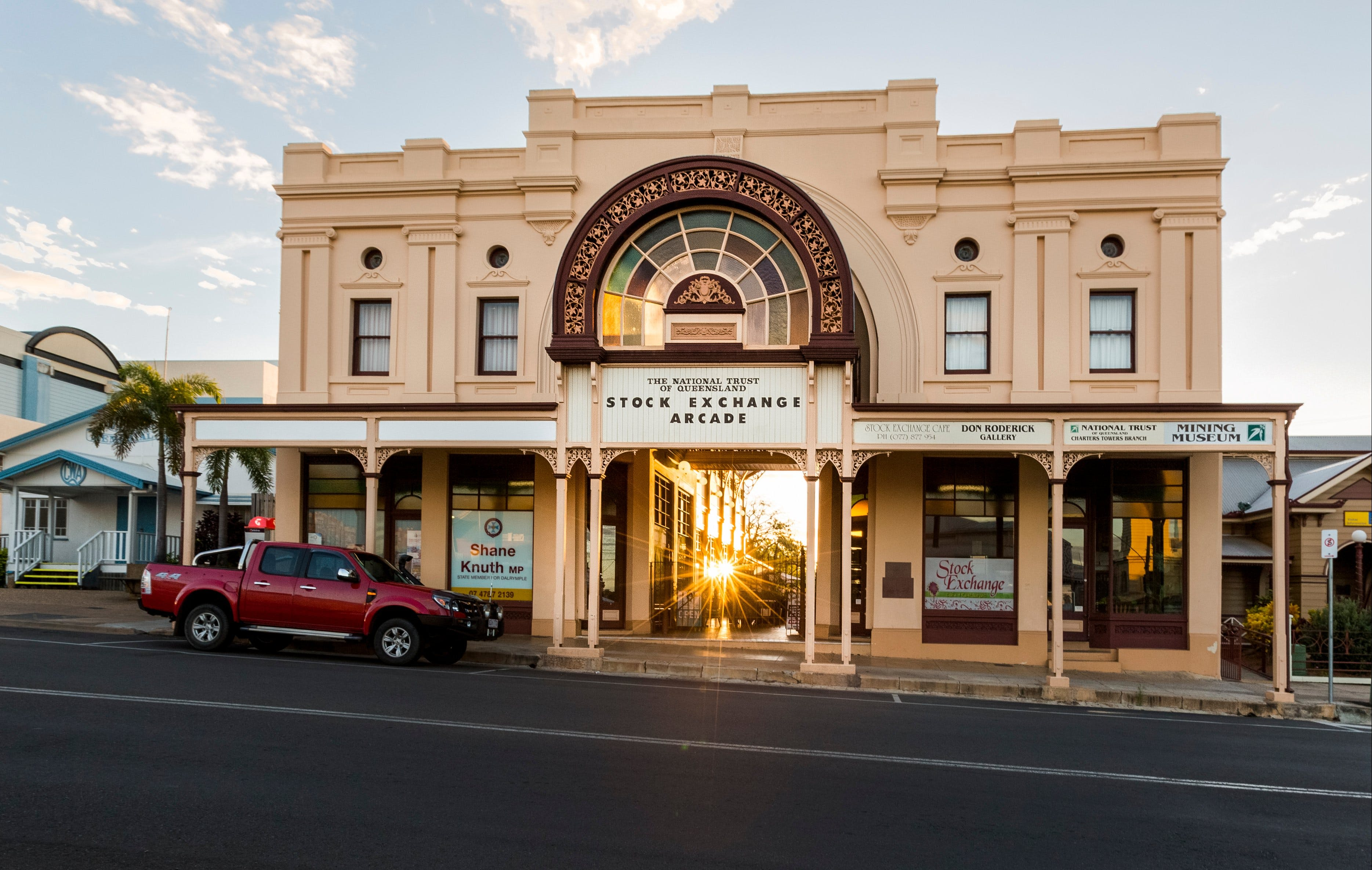 Stock Exchange Arcade - Accommodation Tasmania