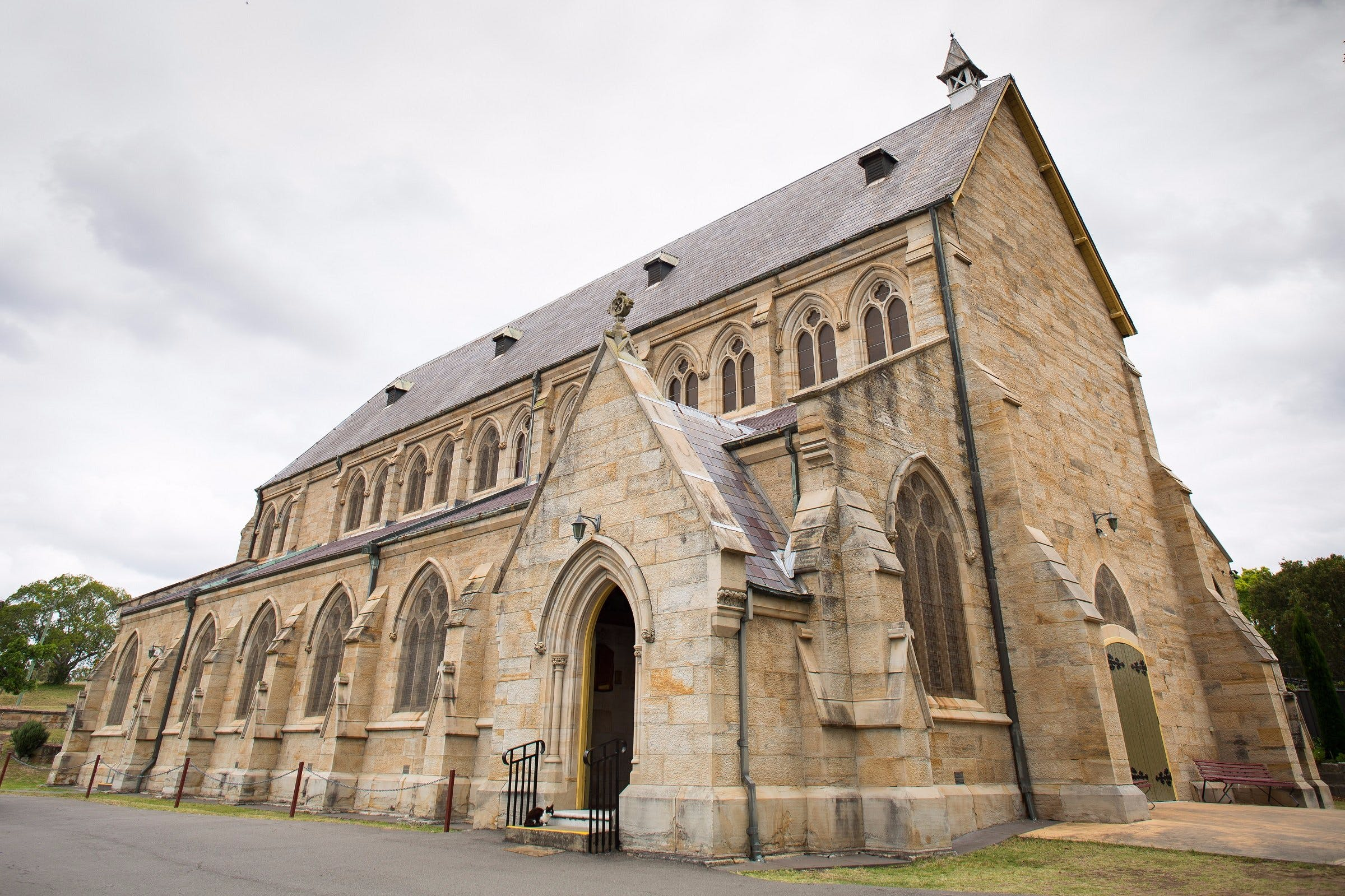 St Peters Anglican Church - Accommodation Tasmania