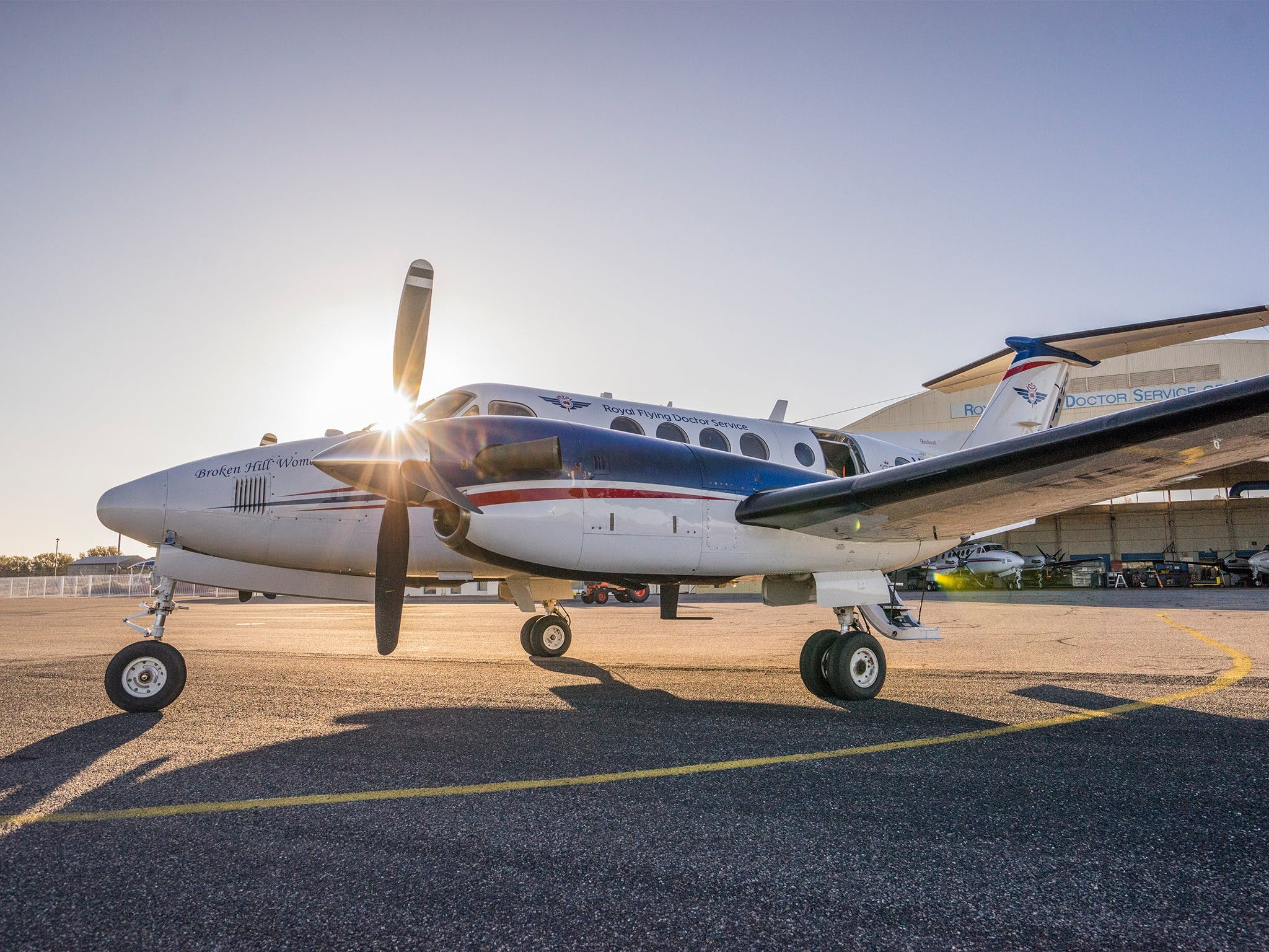 The Royal Flying Doctor Service Outback Experience in Broken Hill - Accommodation Tasmania