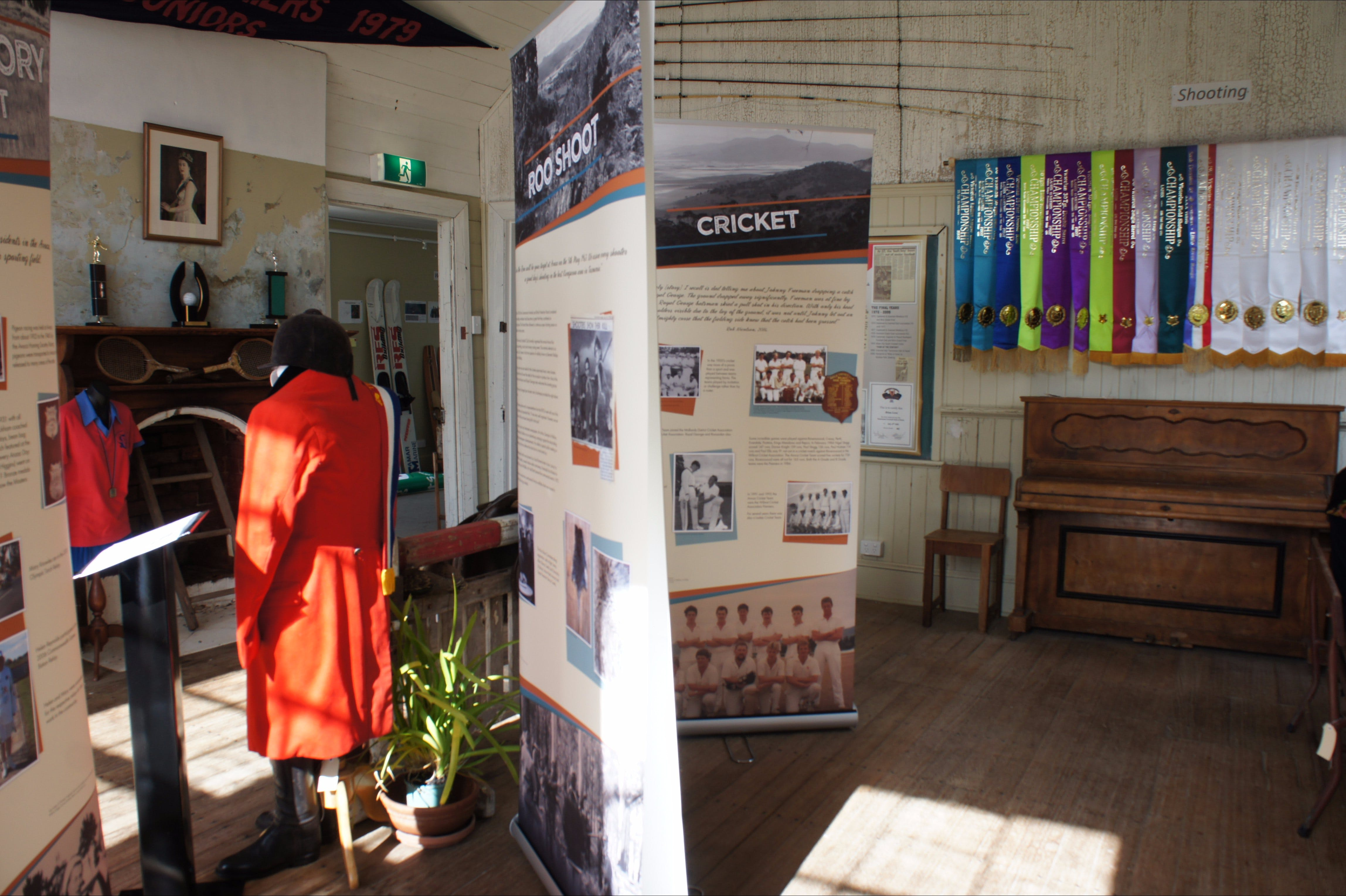 Avoca Museum and Information Centre - Accommodation Tasmania
