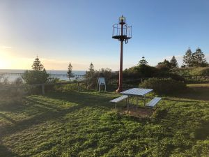 Beacon Reserve Lookout Port Hughes - Accommodation Tasmania