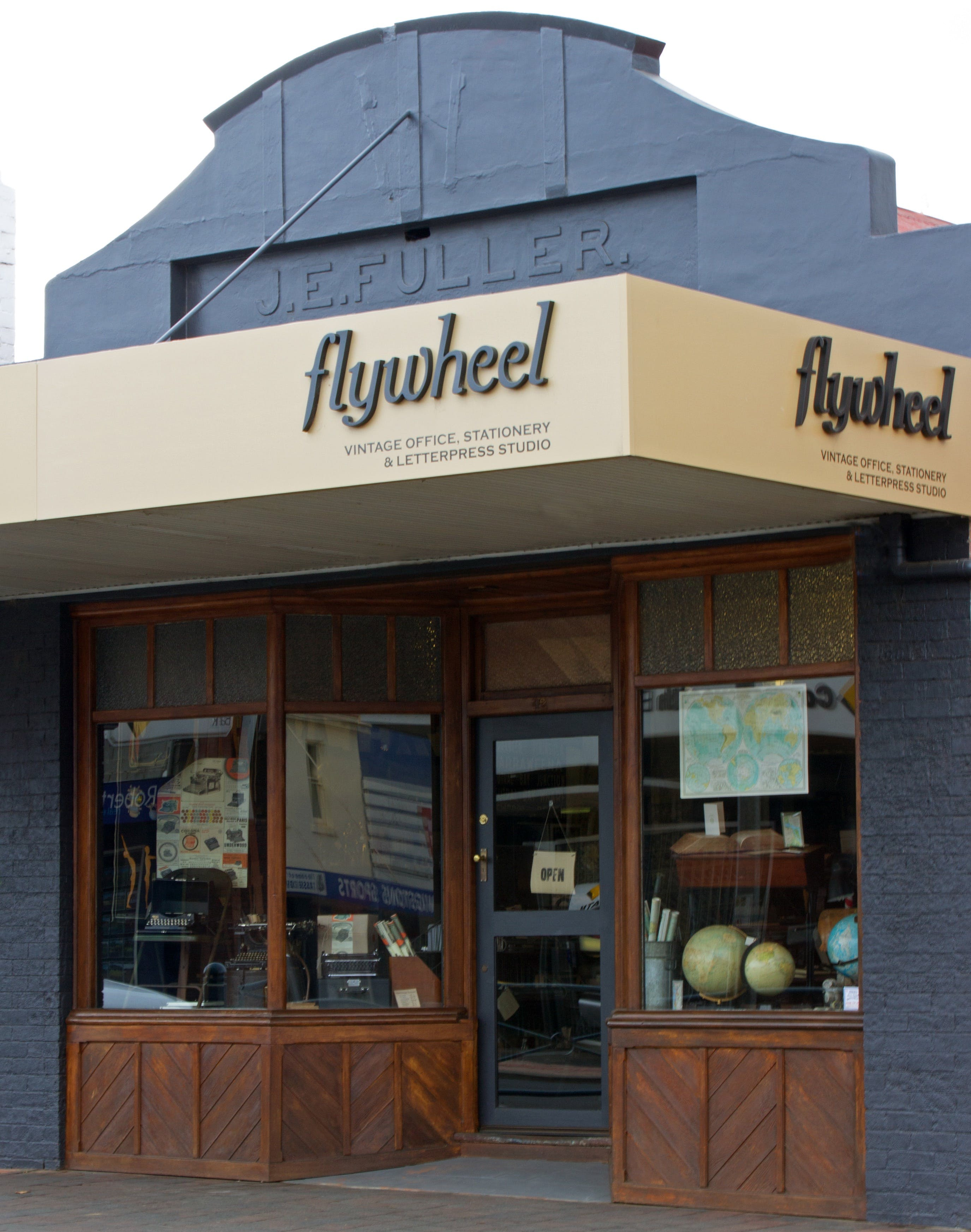 Flywheel - Accommodation Tasmania