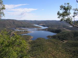 Lake Cania - Accommodation Tasmania
