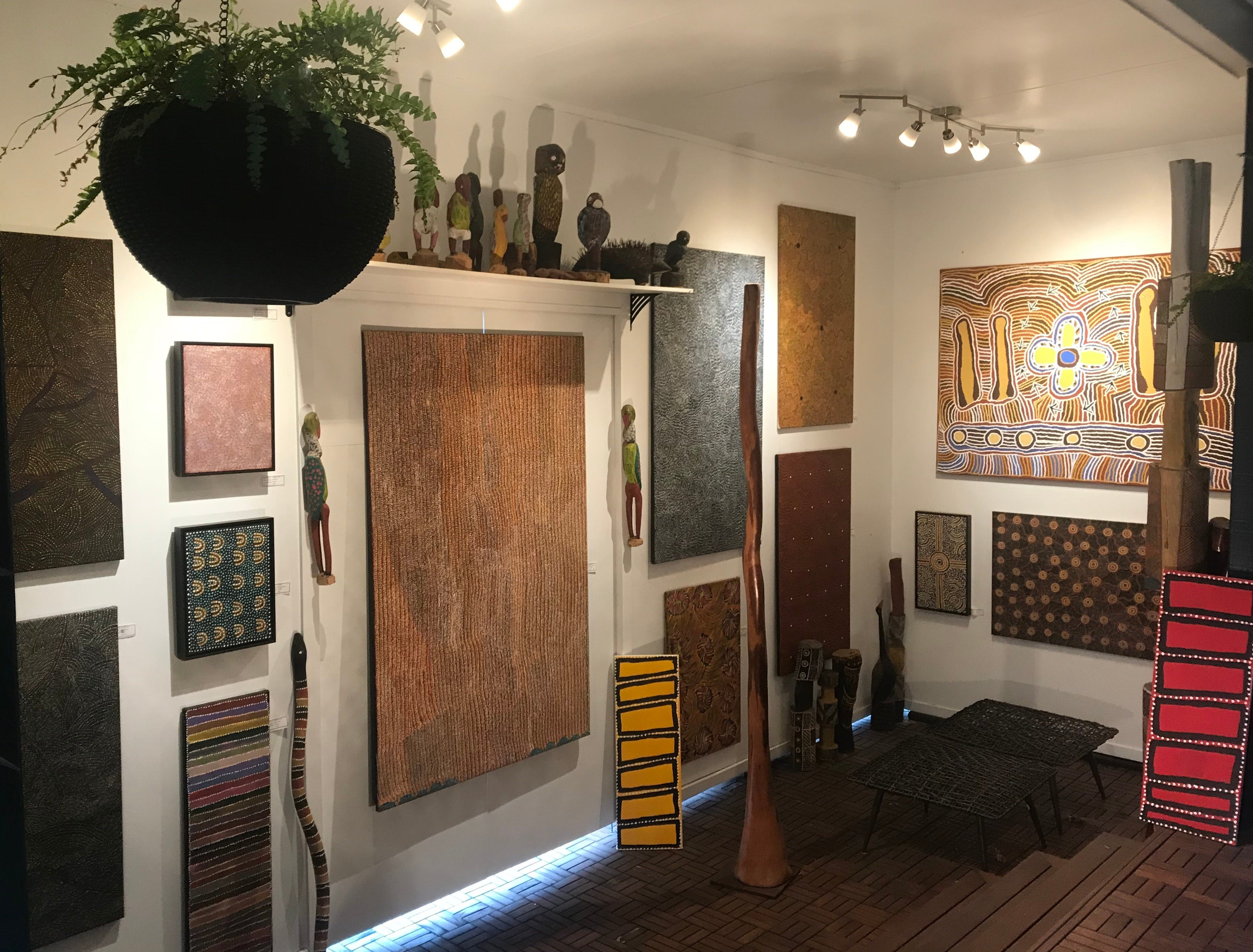 Red Sand Aboriginal Art Gallery - Accommodation Tasmania