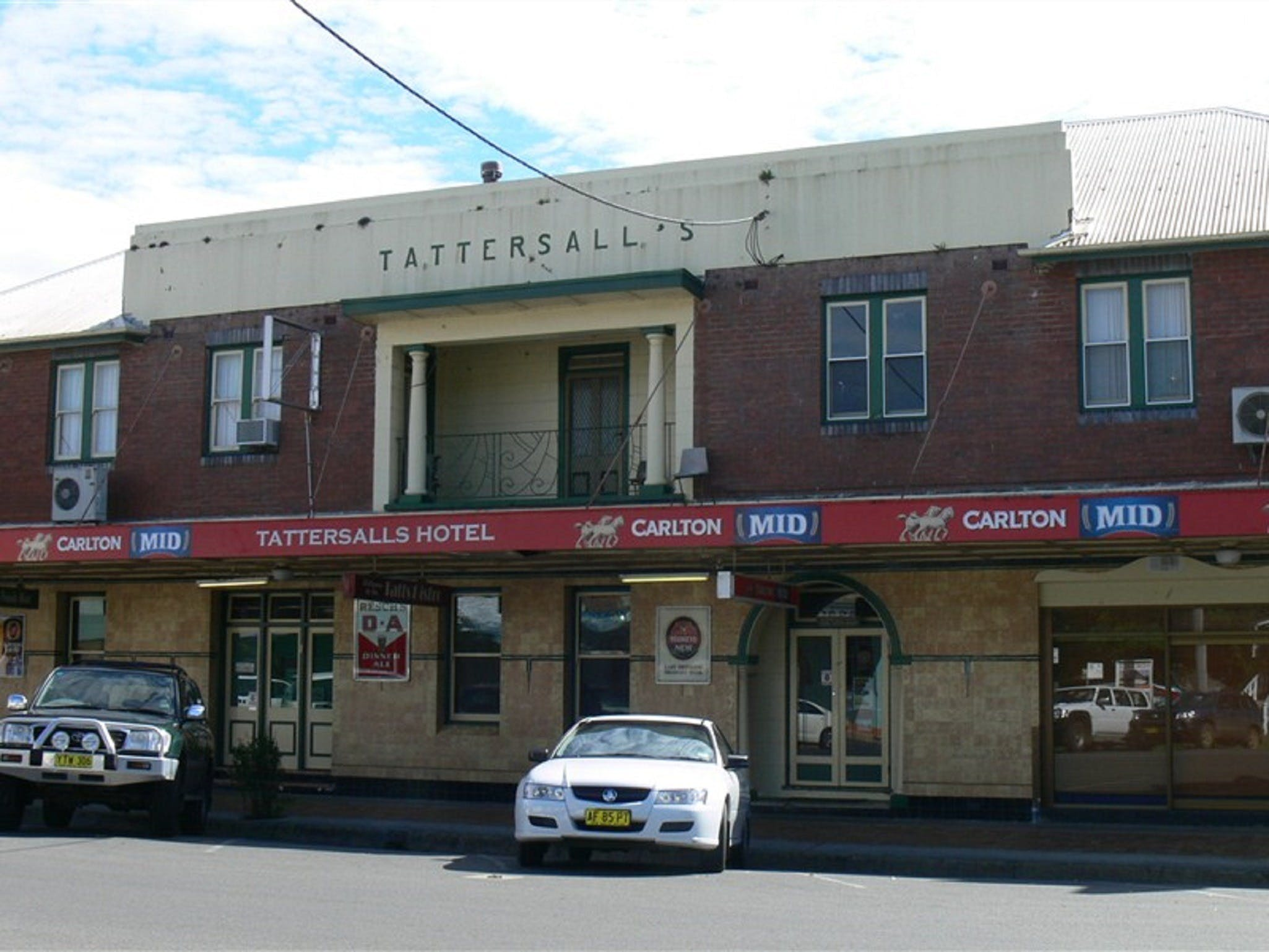 Tattersalls Hotel - Casino - Accommodation Tasmania