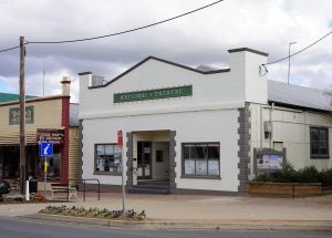 Braidwood Visitors Information Centre at the Theatre - Accommodation Tasmania