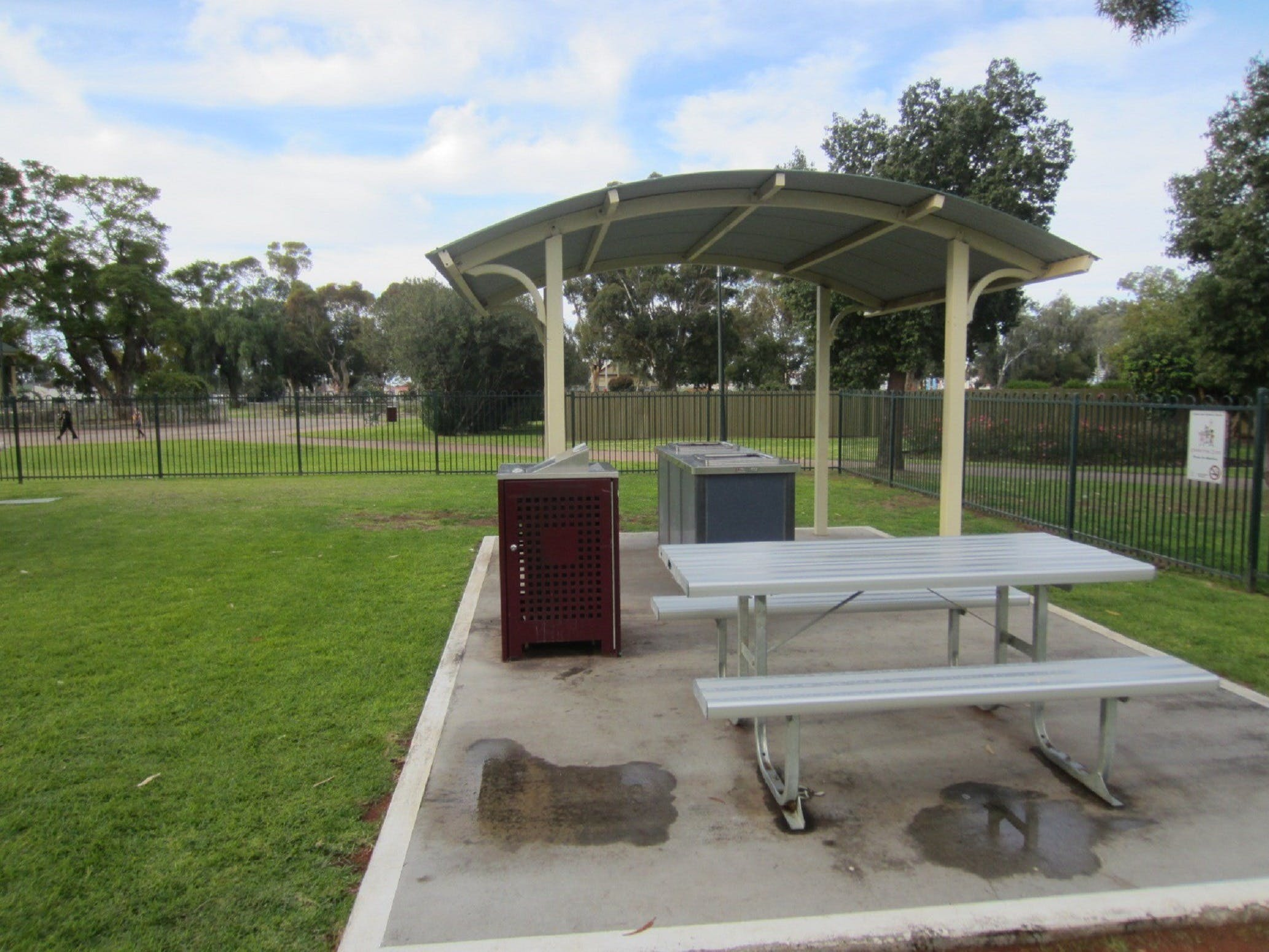 Sturt Park Reserve and Titanic Memorial - Accommodation Tasmania