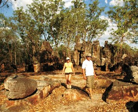 The Lost City - Litchfield National Park - Accommodation Tasmania
