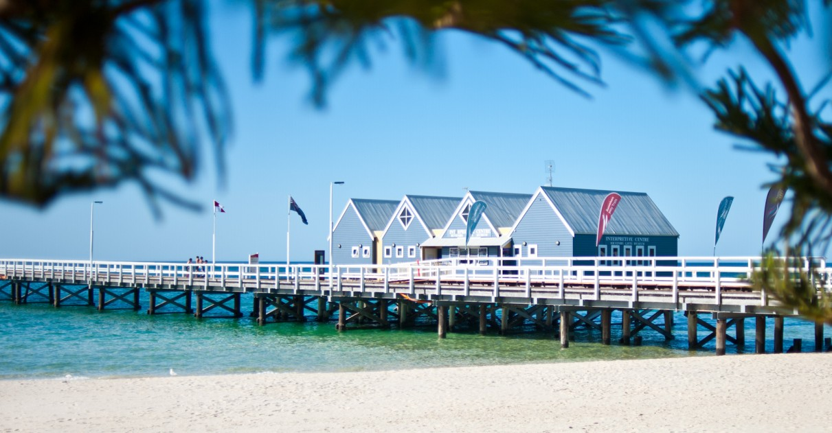 Busselton Jetty  Underwater Observatory Tour - Accommodation Tasmania