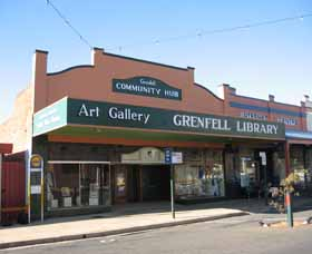 Grenfell Art Gallery - Accommodation Tasmania