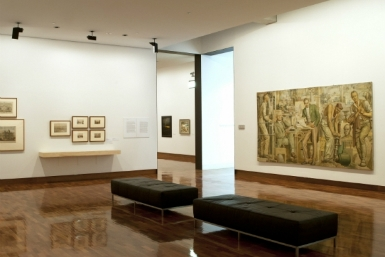 The Ian Potter Museum of Art - Accommodation Tasmania