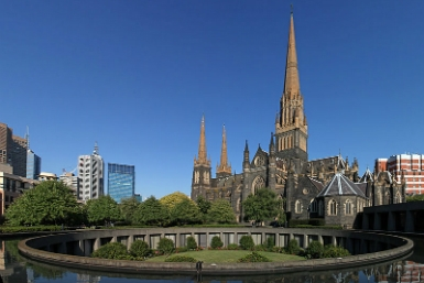 St Patrick's Cathedral - Accommodation Tasmania