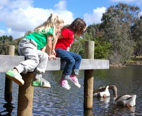 Vasse River and Rotary Park - Accommodation Tasmania