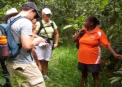 Ingan Tours - Spirit of the Rainforest Tour