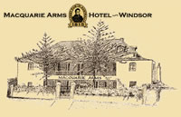Macquarie Arms Hotel - Accommodation Tasmania